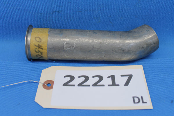 Aircraft Exhaust Stack Tube Pipe P/N: 0450293 (22217)