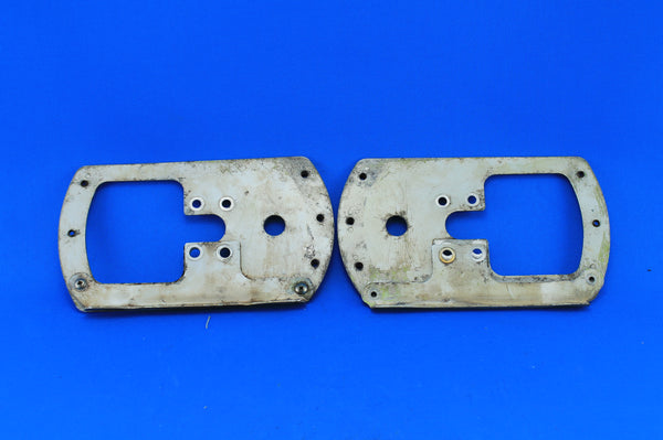 Cessna 152 Left & Right Wheel Pants Mounting Plates (21349)