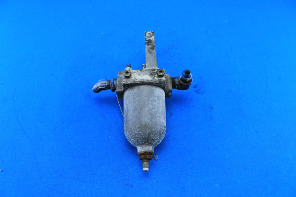 Cessna 152 Fuel Strainer Assembly P/N: 0756005-8 (21358)