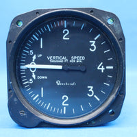 Weston Instruments Vertical Speed Indicator P/N: 22-204-02-A (23605)