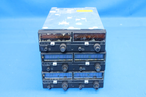 Lot Of 3 Bendix King VHF Communication Transceiver/Navigation Receivers (26967)