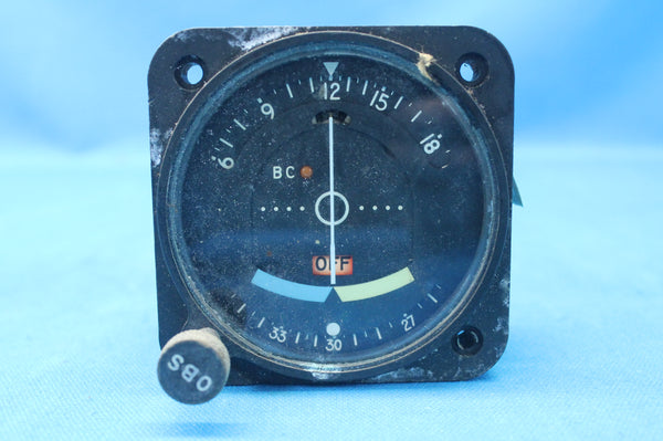 Aircraft Radio and Control Course Indicator P/N: 45010-1000 (26992)