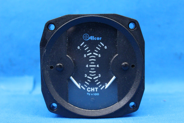 Alcor CHT Indicator For Parts P/N: 46157 (24979)