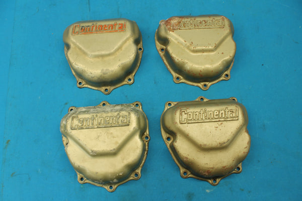 Lot of 4 Continental Rocker Box Covers P/N: 625615 (25705)