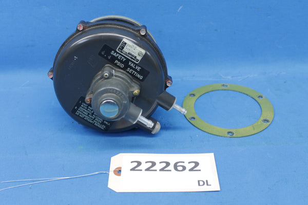 Airesearch Safety Valve P/N: 103576-18 (22262)