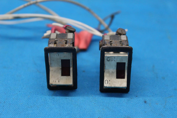 Piper PA-31-350 On/Off Switches P/N: 487-713 (27216)