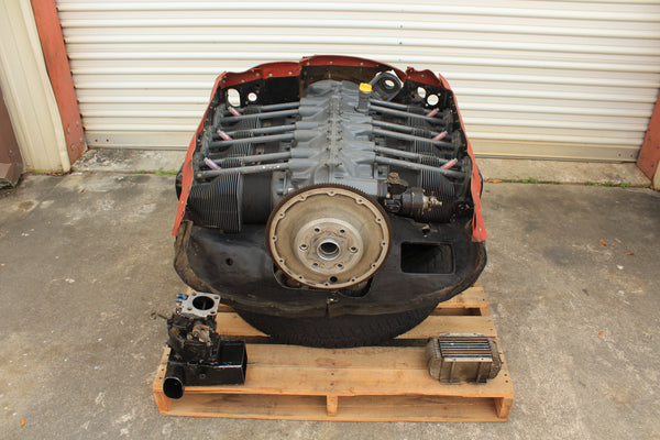 Lycoming O 540 A1A5 Engine 250HP PA 24 250 Comanche 20457
