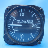 United Instruments Vertical Speed Indicator P/N: 7000 (27503)