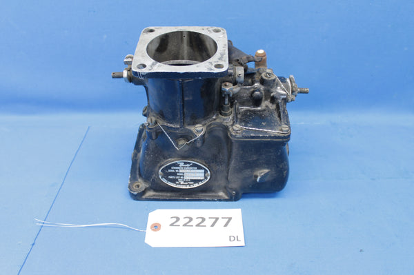 Bendix Stromberg Carburetor P/N: A30258-2M Model Number: NAR9B