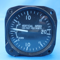 United Instruments Vertical Speed Indicator P/N: 7000 (27505)