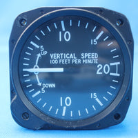 United Instruments Vertical Speed Indicator P/N: 7000 (27506)