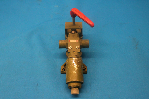 Wm.R. Whittaker Pressure Control Valve Assembly P/N: 101833 (26271)