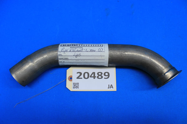 Lycoming Exhaust Pipe P/N: LW16790 (20489)