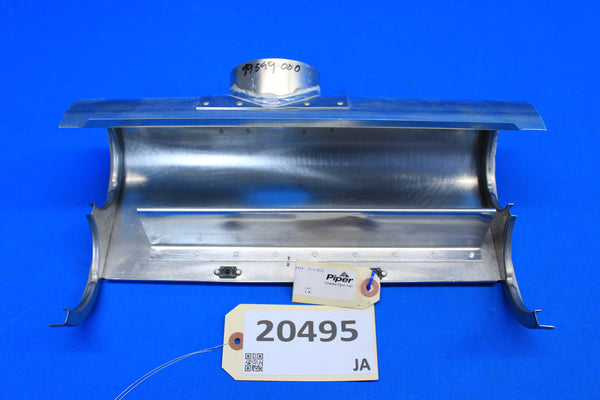 Piper Top Muffler Shroud Assembly P/N: 99600-800 New (20495)