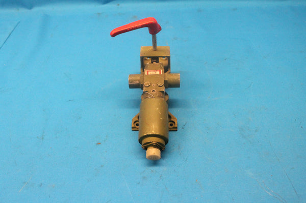 Wm.R. Whittaker Pressure Control Valve Assembly P/N: 101833 (26290)