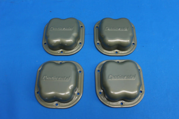 Set of 4 Continental Rocker Box Cover Plates (25536)