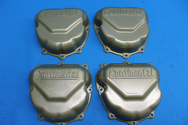 Set of 4 Continental Rocker Box Cover Plates P/N: 625615-L (25538)