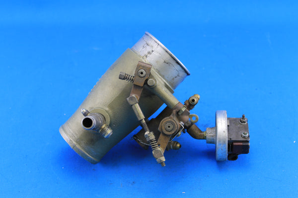 RAM Aircraft Fuel Control Valve Assembly P/N: 632916-8 (21574)