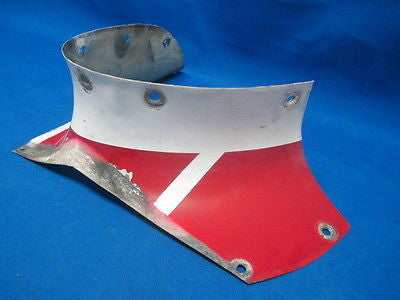 Beechcraft Queen Air 65 Left Inboard Engine Cuff Fairing 1966 (7471)