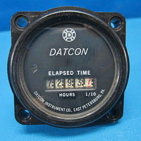 Datcon Hours Meter P/N: 773E Guaranteed Working (7719)