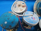 Lot of 8 Unknown Assorted Strobe Light Power Supplies (6908)