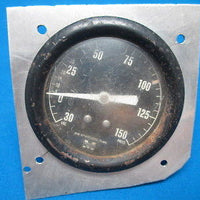 Marshalltown Pressure Indicator 316 Stainless Tube Guaranteed Working (7384)