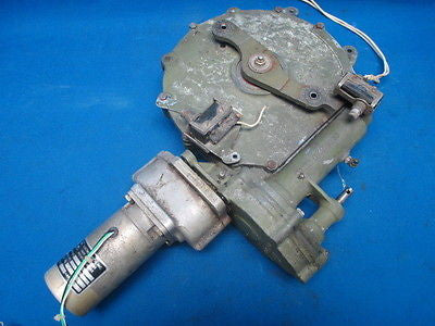 Cessna 310 B 1956 Gear Box Assembly with WORKING Motor (7197)