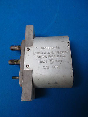 Anderson Ground Power Receptacle AN2552-3A (5405)
