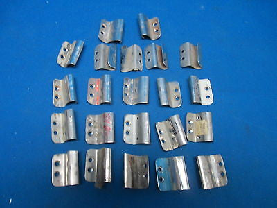 Various Striker plates for Unknown Aircraft 22 Piece Lot (5101)