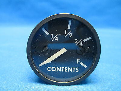 Aircraft Water Quantity Indicator Type: 115.051-1 S/N: 79M0008 (6184)
