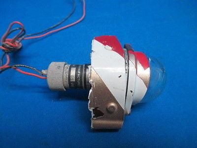 Glar-Ban Position Light Assembly Type III P/N: 5107C00A **WORKING** (6914)