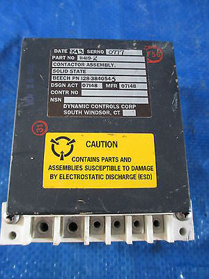 Beechcraft Dynamic Contactor Assembly P/N 11419-2, 128-384054-5 (3027)