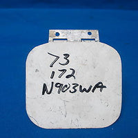 Cessna 172 Air Intake Vent Door (5966)