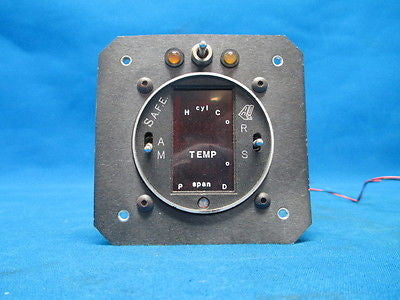 Aircraft Engine Monitor (7187)