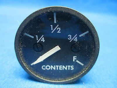 Aircraft Water Quantity Indicator Type: 115.051 **GUARANTEED WORKING** (6187)