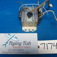 Cessna 310 B 1956 Generator Controller Voltage Regulator P/N: G225KN (7173)