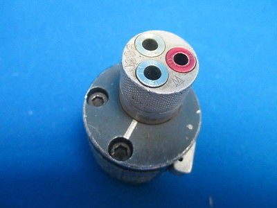 Amphenol Crimper Turret Head 294-1722-01 MS90460 MS90461 MS3343 (7259)