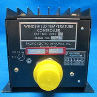 Pacific Electro Dynamics Windshield Temperature Controller P/N: 20401-2 (7428)