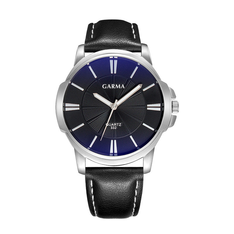 Garma Montre d'affaires black