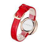 Garma Olga Red/White/Silver