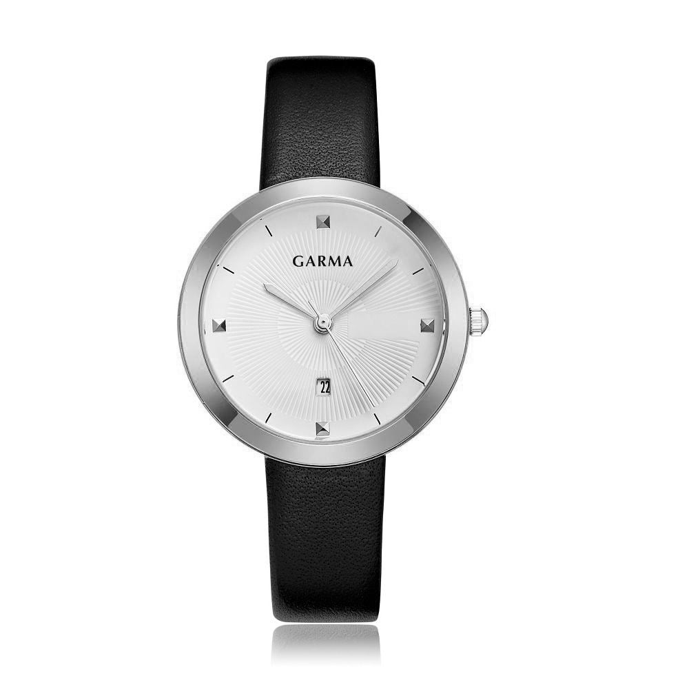 Garma Olga Black/White/Silver
