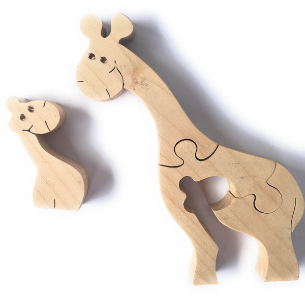 Classic Wooden Playthings