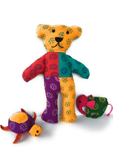 Rainbow Bear Family