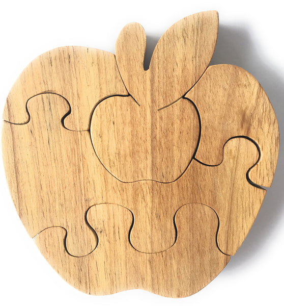 A is for Apple Puzzle