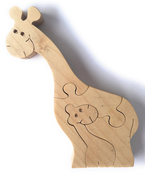 G is for Giraffe Puzzle