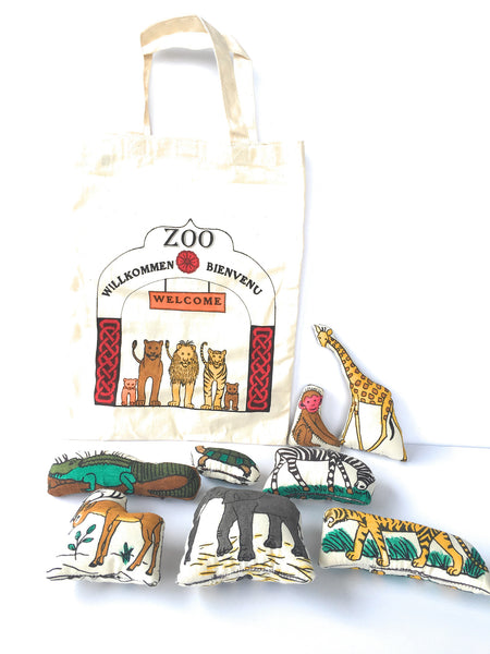 Z is for Bring Home the Zoo