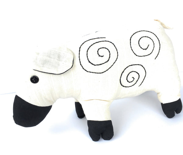 S is for Sherpa Sheep