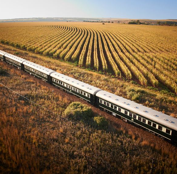 Train trips that beats 1st class flights