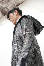 Reversible Notting Hill Print Long Jacket