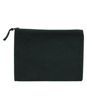 Black Recycled Woven Pencil Case